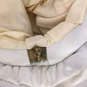 Mylinka Bags - Vintage Designer Tuti fruiti white Leather bag